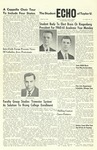 The Echo: March 24, 1960 by Taylor University