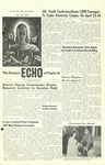 The Echo: April 7, 1960 by Taylor University