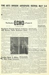 The Echo: April 28, 1960 by Taylor University
