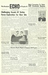 The Echo: May 13, 1960 by Taylor University