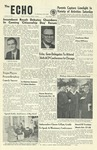 The Echo: October 20,1960 by Taylor University