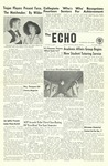 The Echo: November 3, 1960 by Taylor University