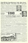 The Echo: November 18, 1960 by Taylor University