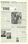The Echo: December 9, 1960 by Taylor University