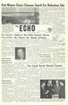The Echo: January 12, 1961 by Taylor University