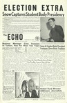 The Echo: March 20, 1961 by Taylor University