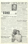 The Echo: May 25, 1961 by Taylor University
