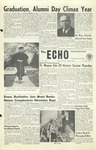 The Echo: June 6, 1961 by Taylor University