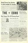 The Echo: October 12, 1961 by Taylor University