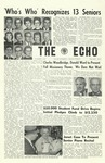 The Echo: November 9, 1961 by Taylor University