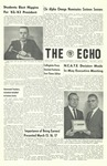 The Echo: March 8, 1962 by Taylor University
