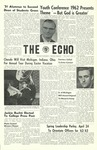 The Echo: April 6, 1962 by Taylor University