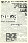 The Echo: November 8, 1962 by Taylor University
