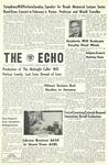 The Echo: January 17, 1963 by Taylor University