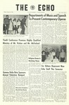 The Echo: February 14, 1964 by Taylor University