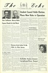 The Echo: March 20, 1964 by Taylor University