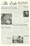 The Echo: October 17, 1964 by Taylor University