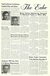 The Echo: November 13, 1964 by Taylor University