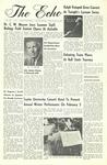 The Echo: January 15, 1965 by Taylor University