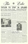 The Echo: March 15, 1965 by Taylor University