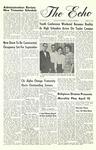 The Echo: April 9, 1965 by Taylor University