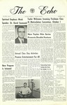 The Echo: October 1, 1965 by Taylor University