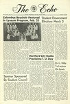 The Echo: February 18, 1966 by Taylor University