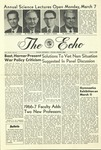 The Echo: March 4, 1966 by Taylor University