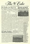 The Echo: March 11, 1966 by Taylor University