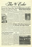 The Echo: April 8, 1966 by Taylor University