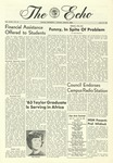 The Echo: April 22, 1966 by Taylor University