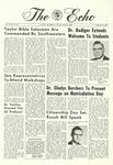 The Echo: September 23, 1966