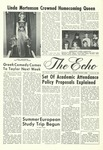 The Echo: October 28, 1966 by Taylor University