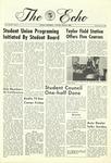 The Echo: November 18, 1966 by Taylor University