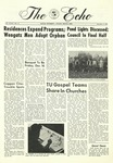 The Echo: December 2, 1966 by Taylor University