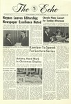The Echo: December 16, 1966 by Taylor University