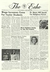 The Echo: February 24, 1967 by Taylor University