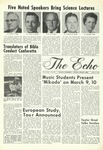 The Echo: March 3, 1967 by Taylor University