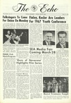 The Echo: March 10, 1967 by Taylor University