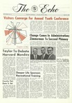 The Echo: March 31, 1967 by Taylor University