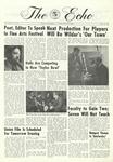 The Echo: April 14, 1967 by Taylor University