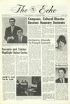 The Echo: April 21, 1967 by Taylor University