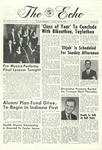 The Echo: April 28, 1967 by Taylor University