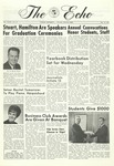 The Echo: May 12, 1967 by Taylor University