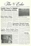 The Echo: October 13, 1967 by Taylor University