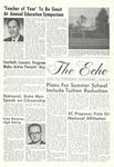 The Echo: November 3, 1967 by Taylor University