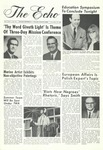 The Echo: November 10, 1967 by Taylor University