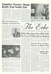 The Echo: November 17,1967 by Taylor University