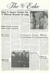 The Echo: December 8, 1967 by Taylor University