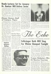 The Echo: December 15, 1967 by Taylor University